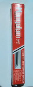 Mangalam Welding ROD 3.15x350mm Best for Welding (Pack of 1)