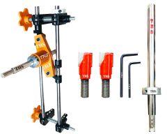 THS Metal Mortise Lock Installation Jig, Deep Lock Mortiser (Pack of 1)