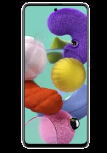 SAMSUNG GALAXY A51 Smartphone (Prism Crush Black, 6 GB RAM, 128 GB Storage)  | Pack of 1