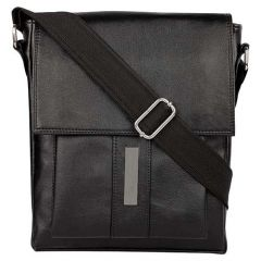 Prakashstore Leather Sling Bag, Shoulder Bag, Passport Pouch For Men & Women (Pack Of 1)
