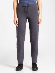 JOCKEY Comfortable Solid Cotton Blend Pyjama For Women's (Grey) (Pack of 1)