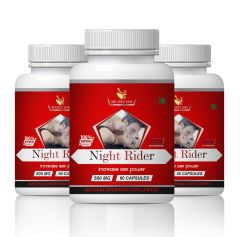 Nature's Sign Night Rider Increase Sex Power