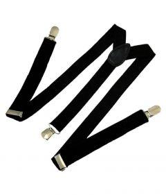 Fashionaccessories | Y- Back Suspenders for Men's, Boy's, Women's, Girl's (Pack of 1)