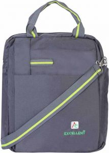 AE EXCELLENT- Solid Print Sling Bag With 5 Pockets and 1 Compartments For Men |Capacity: 6 L| (Pack of 1)