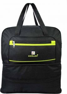 AE EXCELLENT-Expandable Waterproof Travel Wheel bag For Men & Women (Pack of 1)