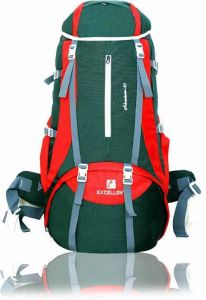 AE EXCELLENT- Solid Print Travel Rucksack Backpack For Outdoor, Sport, Hiking, Trekking Bag (Capacity: 60 L) (Pack of 1)