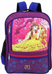 Large Waterproof School Backpack Bags Printed For Boys & Girls (Capacity: 35 L)