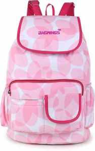 AE EXCELLENT Girls Backpack Bag For Office, College & Travel |Capacity: 15 L| (Pack of 1)