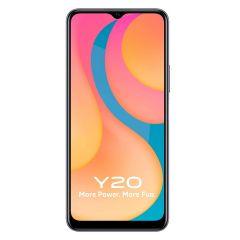 Vivo Y20 Smartphone (Dawn White, 4GB RAM, 64GB Storage) | Pack of 1