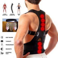 Real Doctor Posture Corrector Shoulder Back Support Belt
