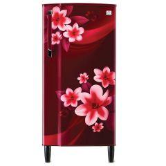 Godrej Edge 2 Star Direct Cool Single Door Refrigerator (RD EDGE 205B 23 THF PP WN) (190 Liter)