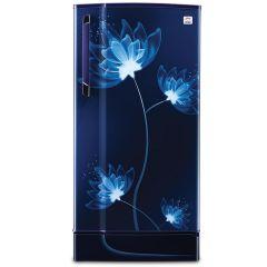 Godrej Edge 3 Star Direct Cool Single Door Refrigerator (RD EDGE 205C 33 TAI GL BL) (190 Liter)