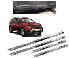 After Cars Renault Duster Car Steel Side Beading Set of 4