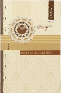 Toss 2021 A5 Diary Ruled 330 Pages For Girls, Boys & Friends (Multicolor) (S-47) (Pack Of 1)