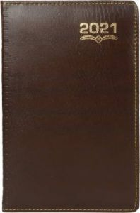 Toss 2021 B5 Diary Ruled 330 Pages (Multicolor) (S-62) (Pack Of 1)