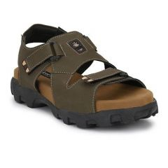 Comfortable and Stylish Regular Fit Suede Casual Sandals For Men (Pack of 1)