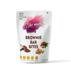 She Made Brownie Bar Bites (100 gm)