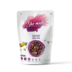She Made Savoury Trail Mix  (Pack of 2) - 250 g*2