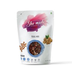 She Made Trail Mix (Pack of 2) (250 gm x 2)