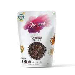 She Made Savoury Trail Mix  (Pack of 3)-250gm*3