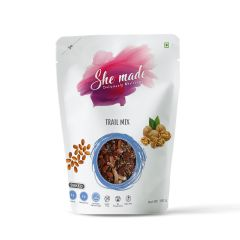 She Made Trail Mix pack of 6 (25g each)-150gm