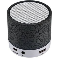 S10 Bluetooth speaker Led Bluetooth Speaker with FM/Radio   Stereo Sound Compatible with All Android, iOS & Windows Device
