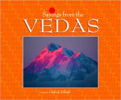 Saying from the Vedas