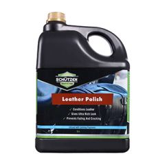 Schutzen Leather Polish Bike Care 5 litre