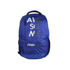 Mexico Awesome Laptop Backpack (Blue) CS Design