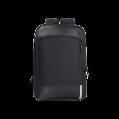 MOOSARIO Ultra-Slim Laptop Backpack (Black) CS Design