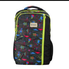 Travel Lite Travel Backpack (Black) CS Design