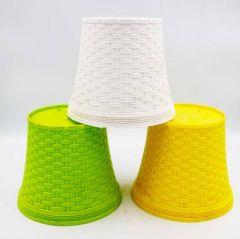 ONLINE BAGICHA Plant Multi-Color Container Set  | Pack of 3 | Plastic Box