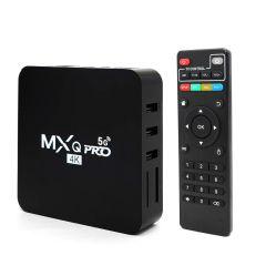 H2N™ MXQ Android TV Box 4K Ultra HD 1 GB RAM 8 GB ROM Smart TV Box for LED/LCD TV, Internet TV Smart TV Box Ideal for Tv