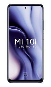 Mi 10i 5G 6GB RAM & 128 GB ROM 108MP Quad Camera | Snapdragon 750G Processor