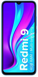 Redmi 9 (4GB RAM, 64GB Storage) | 13+2 MP Rear Camera & 5 MP Front Camera
