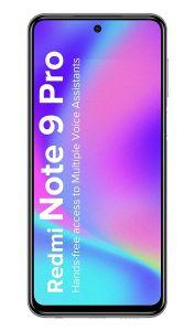 Redmi Note 9 Pro 6GB RAM & 128GB ROM | 48+8+5+2 MP Rear Camera & 16 MP Front Camera