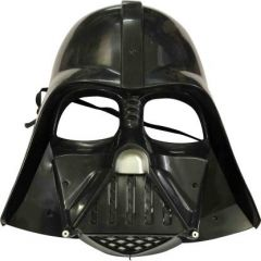 PTCMART Shape Face Mask For Party Costumes Party Mask(Black, Pack of 1)