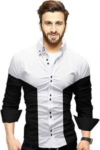 Regular fit and Comfortable Solid Cotton Full Sleeve Casual Shirt For Men's