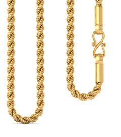 Stylish & Simple Chain For Men (Pack of 1)