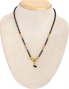 18K Gold Plated Mangalsutra For Womens (Pack of 1)