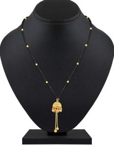 Trendy 18K Gold Plated Mangalsutra For Womens