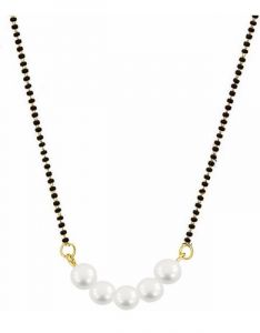 Trendy Simple Mangalsutra For Women's