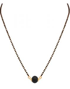 Trensy Simple Mangalsutra For Women (Pack of 1)