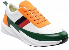 Ramoz Comfortable and Durable Synthetic & Textile Mixed Casual/Sports Shoes For Men's (Multi-Color)