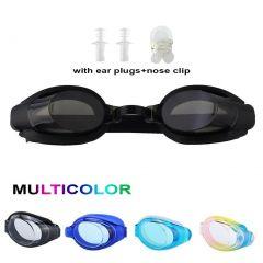 Silicone Material Swimming Goggles