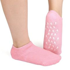Silicone Moisturizing Feet Socks Gel 1 pair (Pack of 1)