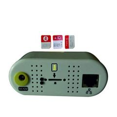 Attino Store COFE 4G Wi-Fi Device Plug & Play Experience Multi- Sim Device and Support All CCTV Cameras, Dvr And Nvr Companies