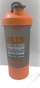 SKI SKI800 Plastic Material Water Sipper Bottal (Size:-800 ml) (Color:-Orange)