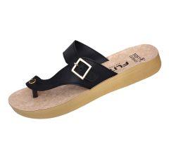 Flite Comfort, Stylish, Light Weight And Durability Flip Flops Slipper For Women (PUL-82)
