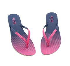 Flite Comfort, Stylish, Light Weight And Durability Flip Flops Slipper For Women (PUL-85)